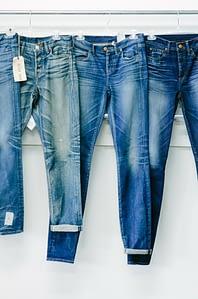 The Market for Denim in Spain. Jeans.
