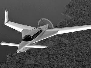 ITC aeroplane sector. UMEC Alemanya BIN.